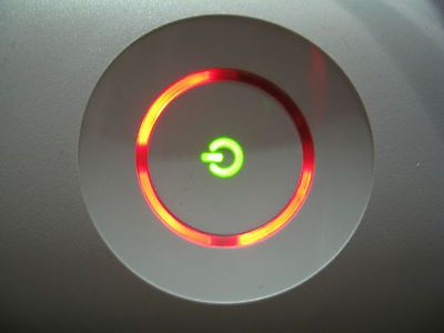 Xbox red light - no power repair